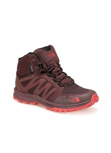 The North Face Lw Fp Mid GORE-TEX® - Su Geçirmez Pembe